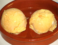 Biscuit glacé