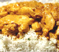 Pollo al curry II